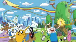 adventure,time,All,characters,jake