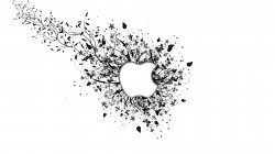 apple,mac,White,Abstract