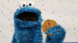 funny,monster,cookie