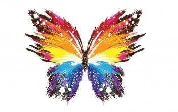 Abstract,Butterfly,vector