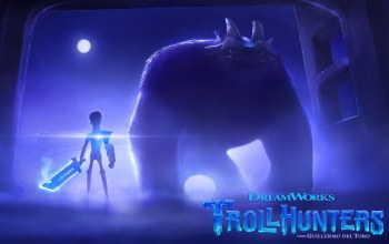 trollhunters,animation,movie