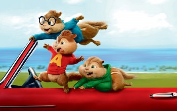 Road,chipmunks,chip,alvin