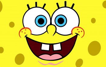 Spongebob,yellow,Face,squarepants