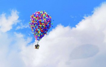 balloon,pixar