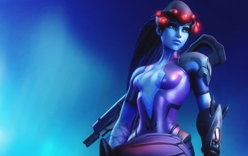 Widowmaker,убийца,amelie lacroix,overwatch