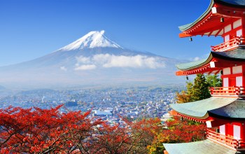 Japan,fuji,mountain,highest,mount