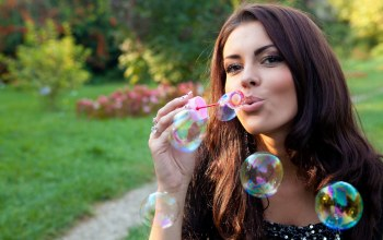 bubbles,пузыри,girl