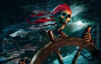 pirate,skeleton