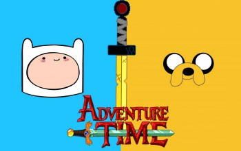 andventure,jake,time