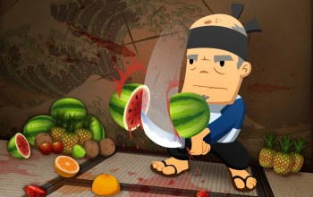 game,fruit,ninja