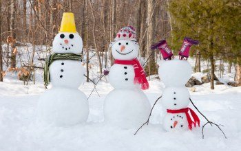 Snowman,snow,smile,winter,снеговик,happy