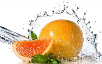 fruit,orange,splash,water