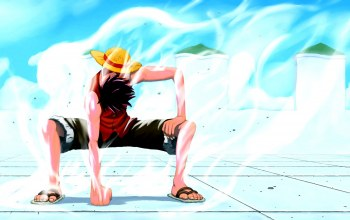 piece,luffy,One