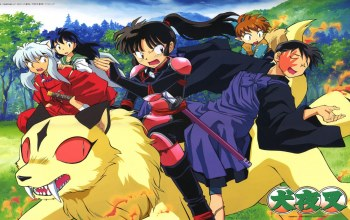 inuyasha,friends,fro