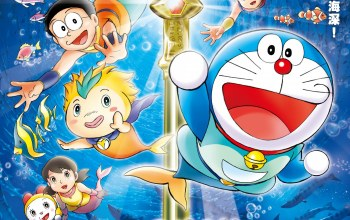 high,doraemon,resolution