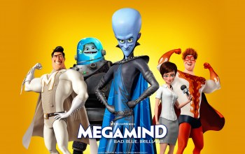 blue,Megamind,bad