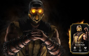 scorpion,game,Mortal
