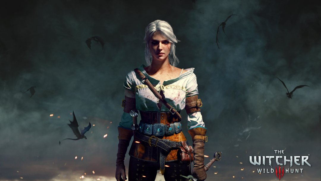 witcher,ciri,wild,hunt