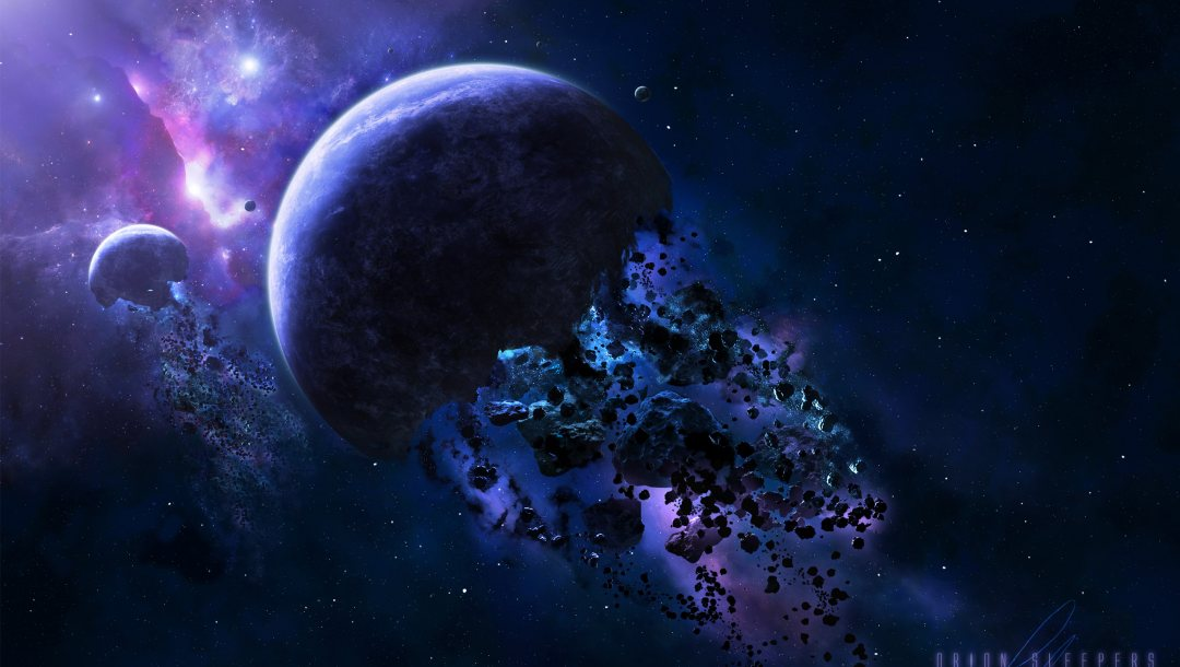 space,asteroids