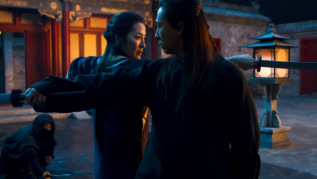 Crouching Tiger Hidden Dragon: Sword of Destiny,film,asian,Donnie Yen,Michelle Yeoh,cinema,asiatic,martial artist,movie,blade,sword,fight,china,chinese