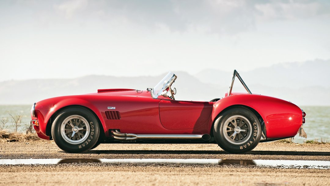1966,Red,cobra,shelby,427