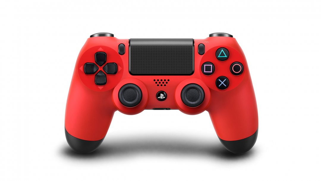 playstation,Red,controller