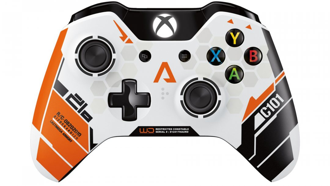 Titanfall,controller,One,Xbox