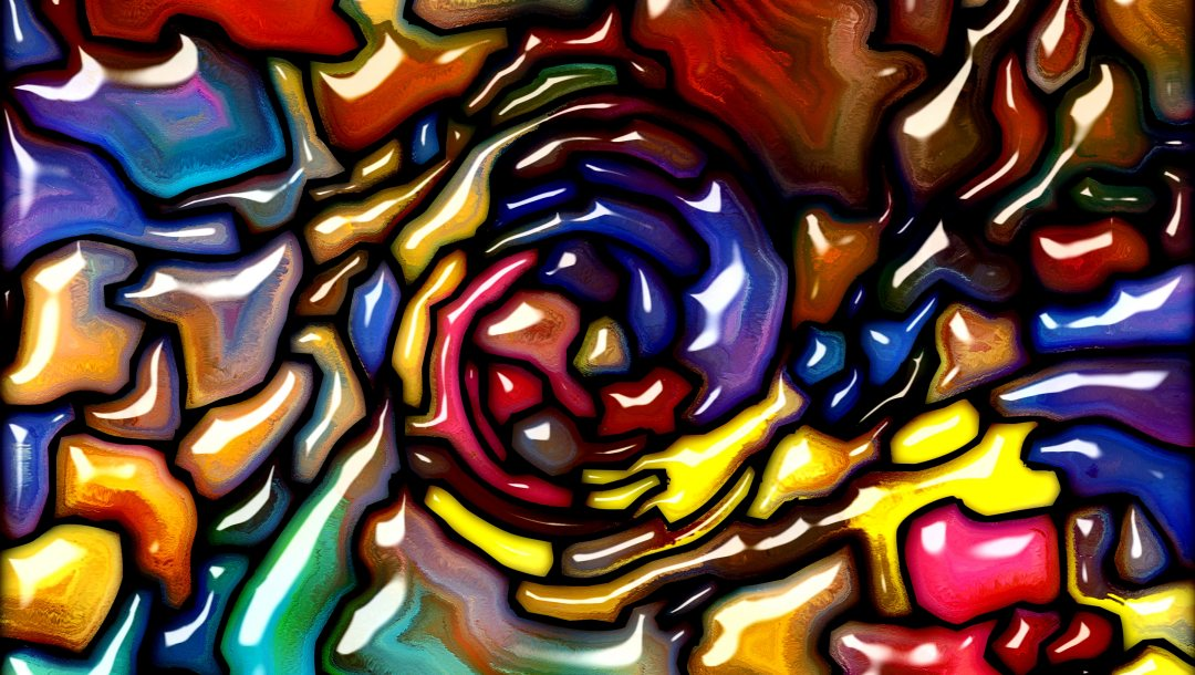 Abstract,painting,colorful,colors,краски,rainbow,Витраж,background
