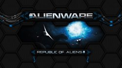 wormhole,alienware,blue,Aliens,republic