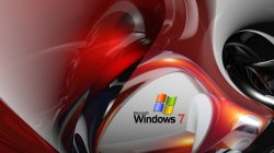 seven,shiny,windows,microsoft,Abstract,Red