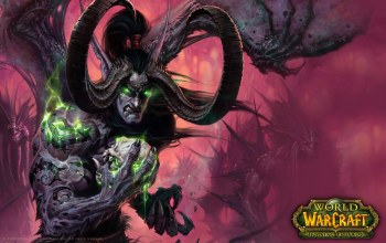 world of warcraft,иллидан ярость бури,illidan thunder wrath