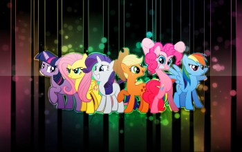 pony,little,characters