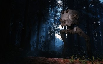 At-st walker,electronic arts
