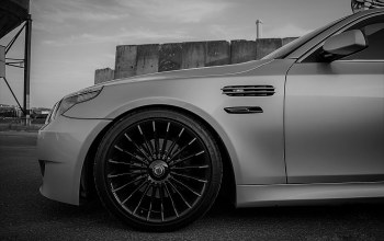 Alpina B3 Biturbo,Bmw m5,grey,alpina,Bmw,powered by M