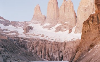 after,DEL,paine,five,patagonia,sunrise,trek