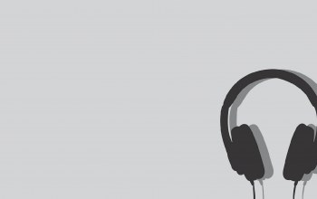 headphone,minimalist