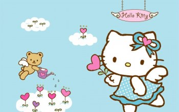 hello,Kitty,cute