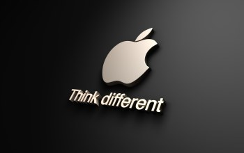 think,apple,different