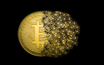 Coins,Gold,Bitcoins
