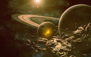 planets,asteroids,space