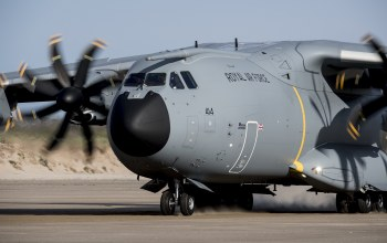 cargo and transport aircraft,military,Airbus A400M,0055,aircraft,air force