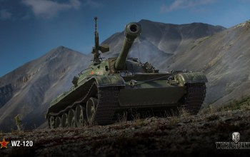 wot,WZ-120,китайский танк,wargaming,World of tanks
