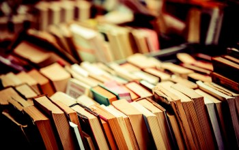 Used books,bookshop,rusty pages
