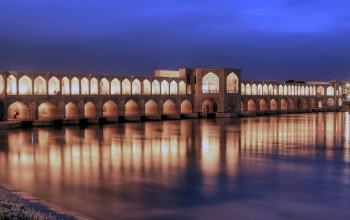 bridge,khaju,esfahan