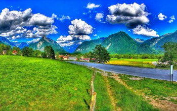 beautiful,scenery,slovenian