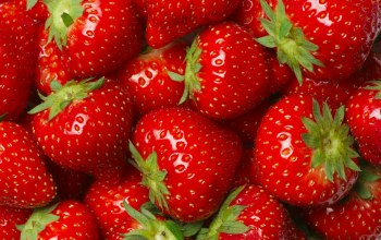 Strawberry,Red