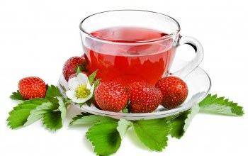 Strawberry,tea