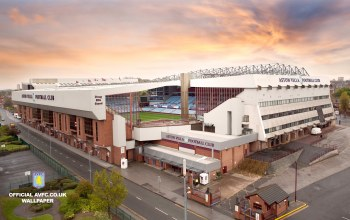 Villa Park,stadium,football,wallpaper,Aston Villa FC,sport