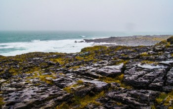 coast,burren,irish,near