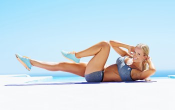exercises,workout,Pilates,activewear,blonde girl,outfit